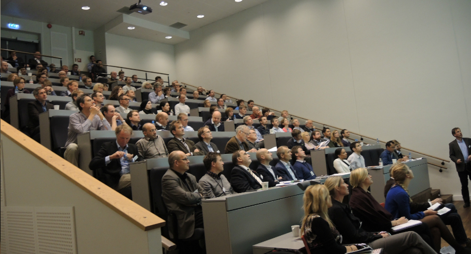 The seminar in Stavanger on November 5. was also full. Thank you for coming.
